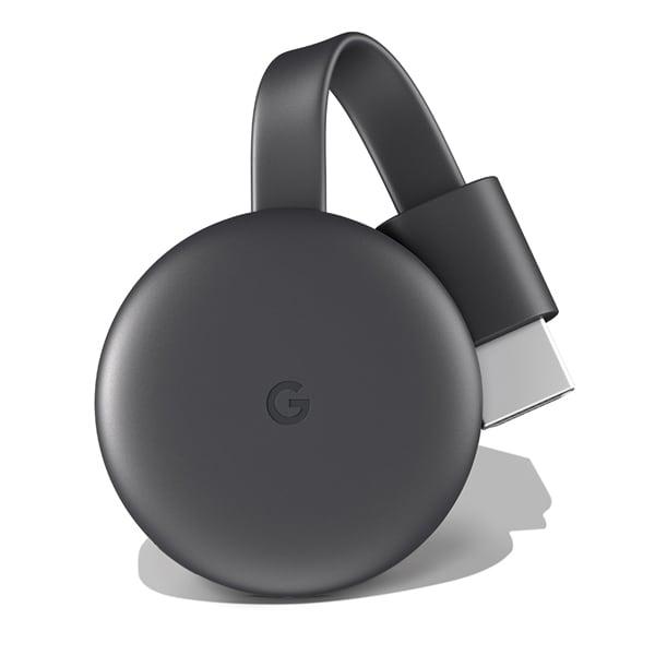 Chromecast (クロームキャスト) チャコール [GA00439-JP]