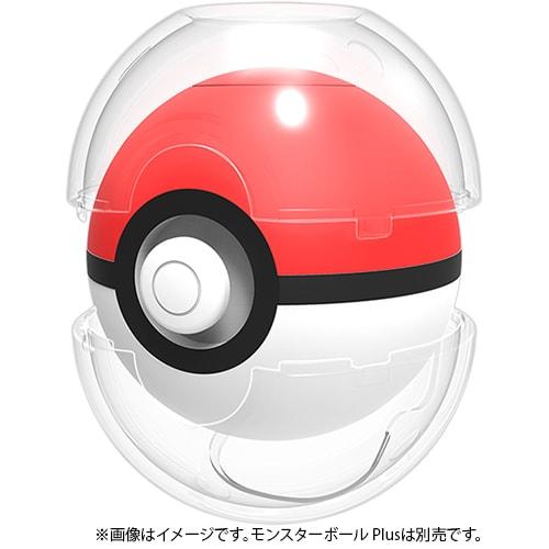 NSW-138 [PCカバーセット for Nintendo Switch モンスターボール PLUS]