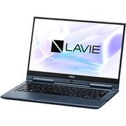 PC-HZ550LAL [LAVIE Hybrid ZERO Core i5-8250U/8GB/Windows 10 Home 64bit/13.3型ワイド/Microsoft Office Home & Business 2016/Bluetooth 4.2/インディゴブルー]
