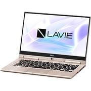 PC-HZ550LAG-YC [LAVIE Hybrid ZERO Core i5-8250U/8GB/Windows 10 Home 64bit/13.3型ワイド/Microsoft Office Home & Business 2016/Bluetooth 4.2/フレアゴールド]