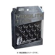 MN03GK [モノリス M12 1.25 20P グロリアスブラック]
