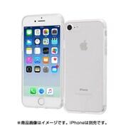 INA-P14CC2/CM [iPhone 8/iPhone 7 ハイブリッド クリア]