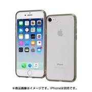 INA-P14CC2/BM [iPhone 8/iPhone 7 ハイブリッド ブラック]