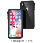 CT-IPIP18L-BK [iPhone XS Max 衝撃吸収ケース ステルスブラック]