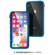 CT-IPIP18L-BS [iPhone XS Max 衝撃吸収ケース ブルーリッジサンセット]