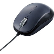 M-Y8UBBK [BlueLEDマウス EPRIM/有線/3ボタン ブラック]