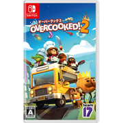 Overcooked 2 - オーバークック2 [Nintendo Switchソフト]