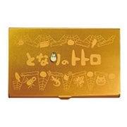 メタルカードケース 15 となりのトトロ オレンジ(オープニング) [キャラクターグッズ 約H60×W93×D10mm]