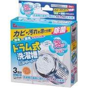 1060368 [ドラム式洗濯槽泡クリーナー 50g×3包]