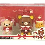CD-SXRK-001 [リラックマクリスマスキャンドルセット]