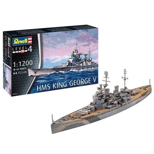 05161 HMS キング ジョージ 5世