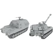 RC72902 限定・M109A2自走榴弾砲+M992弾薬補給車・台湾軍 [1/72スケール プラモデル 2019年7月再生産]
