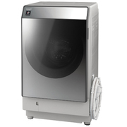 ES-W111-SL [ドラム式洗濯乾燥機 洗濯11.0kg/乾燥6.0kg 左開き シルバー系 無線LAN対応]