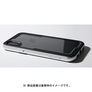 DCS-IP18STBAASV [iPhone XS 耐衝撃アルミケース TOUGH BUMPER(タフバンパー) シルバー]