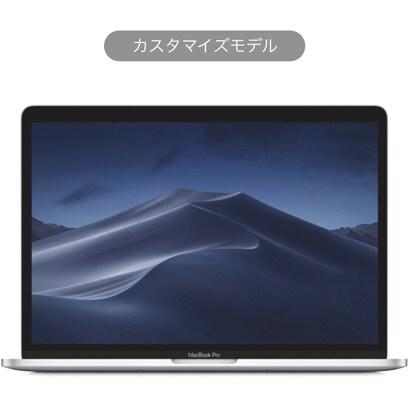 MacBook Pro Touch Bar 13インチ 2.7GHz クアッドコアIntel Core i7プロセッサ 1TB メモリ16GB カスタマイズモデル シルバー [MR9V2J/A CTO]