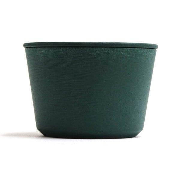 U-90 常緑色(じょうりょくいろ) [9°(クド) 調理ができる耐熱樹脂の器]
