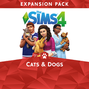The Sims 4 Cats & Dogsバンドル [PS4ソフト]
