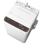 NA-F60PB12-T [全自動洗濯機 6kg バスポンプ内蔵 ブラウン]