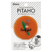 PT-CH09 [PiTAHOスマートフォンステッカー サーフガールA]