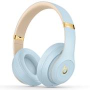 MTU02PA/A [Beats Studio3 Wireless オーバーイヤーヘッドフォン The Beats Skyline Collection クリスタルブルー]