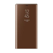 EF-ZN960CAEGJP [Galaxy NOTE9 Clear View Standing Cover Brown]