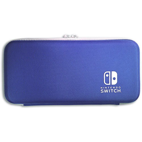 HARD CASE for Nintendo Switch ブルー [Nintendo Switch用アクセサリ]