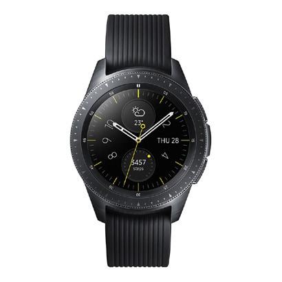 SM-R810NZKAXJP [Galaxy Watch (42mm)/Midnight Black]