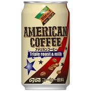 ダイドーブレンド アメリカンコーヒー 缶350g×24本