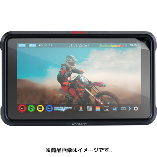 ATOMLCDP03 [Screen Protector for Ninja V]