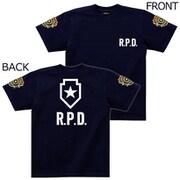 バイオハザード RE:2 Tシャツ R.P.D. XL [キャラクターグッズ]