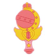 SLM-92D 美少女戦士セーラームーン 3Dステッカー キューティムーンロッド [キャラクターグッズ]
