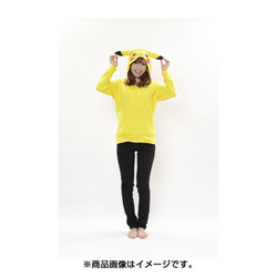 TMY-012 なりきりパーカー ポケットモンスター ピカチュウ [コスプレグッズ]