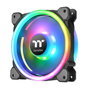 CL-F072-PL12SW-A [PCケースファン Riing Trio PLUS 12 RGB Radiator Fan TT-3Pack-]