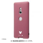 RT-RDXZ3CP4/P [Xperia XZ3 TPUソフトケース 耐衝撃Light Petit ディズニーキャラクター ピンク]