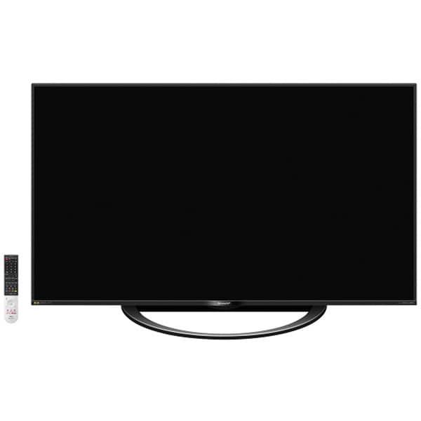 8T-C60AX1 [AQUOS(アクオス) AX1シリーズ 60V型 地上・BS・110度CSデジタル液晶テレビ 8K対応/8Kチューナー内蔵/4Kダブルチューナー内蔵]