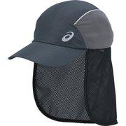 ランニングサンキャップ XXC202 90_BK Mサイズ [ランニング帽子]