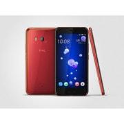 HTC U11 ソーラーレッド [スマートフォン SIMフリー]