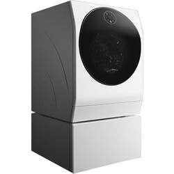 SGDW18HPWJ [二層ドラム式洗濯乾燥機 LG SIGNATURE DUALWash(エルジー・シグネチャー・デュアルウォッシュ) 除菌機能 ホワイト]