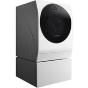 SGDW18HPWJ [二層ドラム式洗濯乾燥機 LG SIGNATURE DUALWash(エルジー・シグネチャー・デュアルウォッシュ) ホワイト]