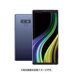 PM-SCN9FLFTG01 [Galaxy Note 9 光沢 指紋防止 薄型 液晶保護フィルム]