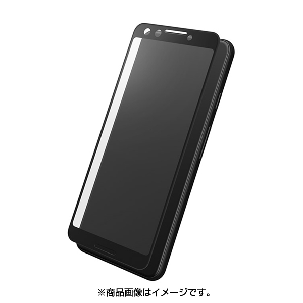 Google Pixel 3 Protection 3D Full Cover Glass Normal [液晶保護フィルム]