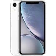 iPhone XR 128GB ホワイト [スマートフォン]