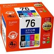 BPL-E76-4P [互換インクカートリッジ IC4CL76対応 4色パック]