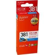 PLE-C381C [互換インクカートリッジ BCI-381C対応 シアン(染料)]