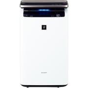 KI-JP100-W [プラズマクラスターNEXT 加湿空気清浄機 COCORO AIR搭載 (プラズマクラスター約23畳まで 加湿26畳まで 空気清浄46畳まで) ホワイト系]