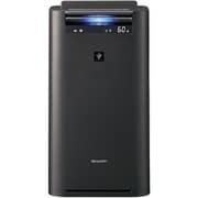 KI-JS50-H [加湿空気清浄機 プラズマクラスター25000 加湿空気清浄22畳まで/空気清浄23畳まで グレー系]