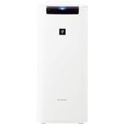 KI-JS40-W [加湿空気清浄機 プラズマクラスター25000 加湿空気清浄18畳まで/空気清浄18畳まで ホワイト系]