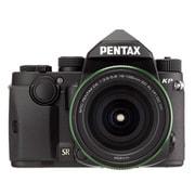 PENTAX KP 18-135WRキット ブラック [ボディ+交換レンズ「PENTAX-DA 18-135mm F3.5-5.6ED AL[IF] DC WR」]