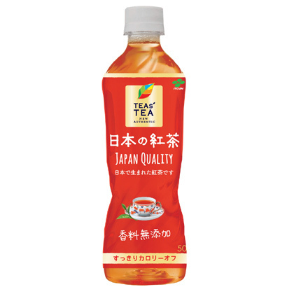 TEAs' TEA 日本の紅茶 500ml×24