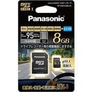 RP-SMHA08GJK [microSDHC UHS-I カード CLASS10対応 8GB]
